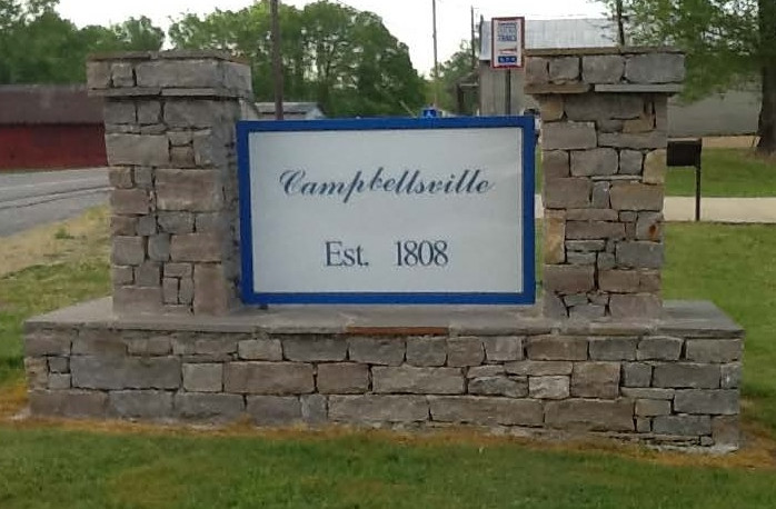 Campbellsville, TN in Giles County